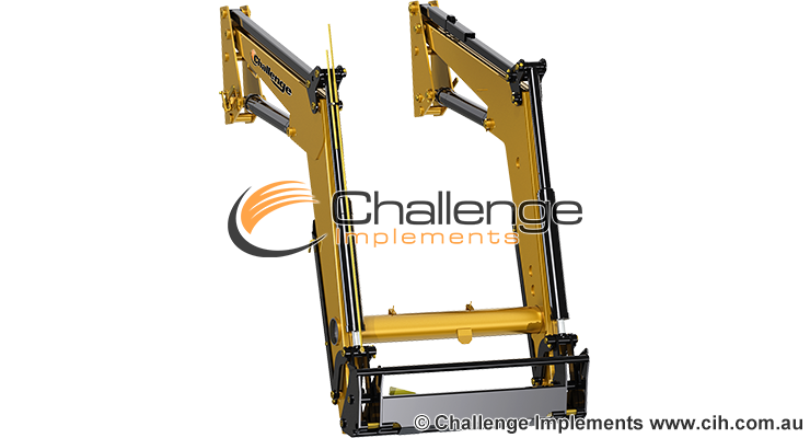 Premium front-end loader range